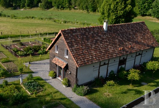 manoirs a vendre picardie   - 16