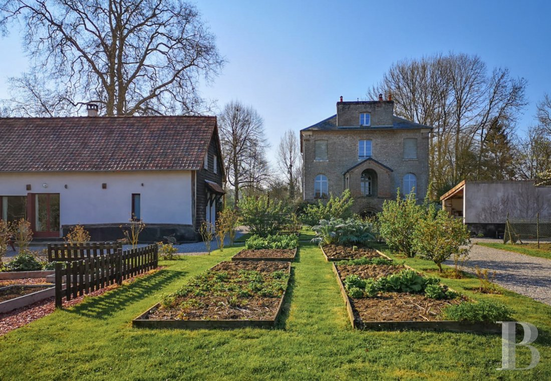 manoirs a vendre picardie   - 15