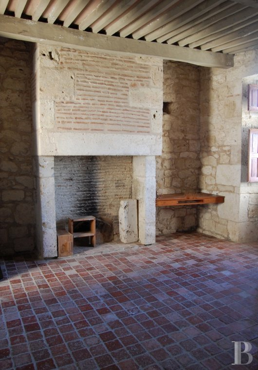 chateaux a vendre midi pyrenees chateau medieval - 10