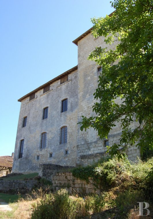 chateaux a vendre midi pyrenees chateau medieval - 4