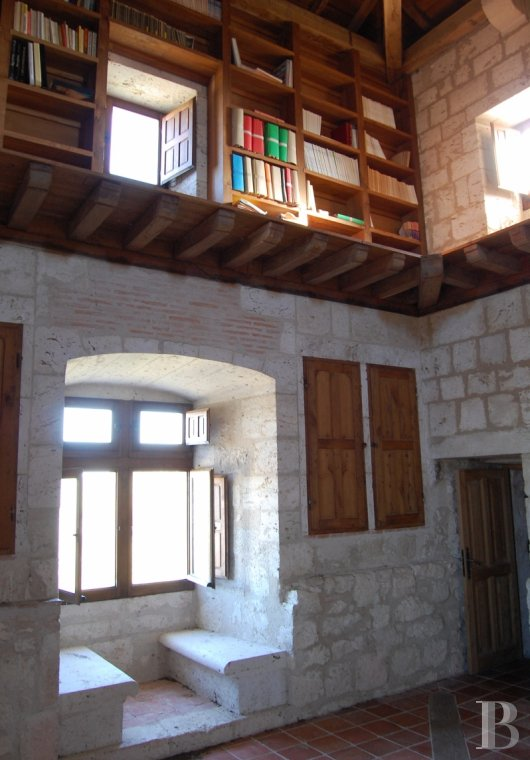 chateaux a vendre midi pyrenees chateau medieval - 6