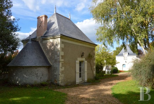 France mansions for sale pays de loire 17th century - 10