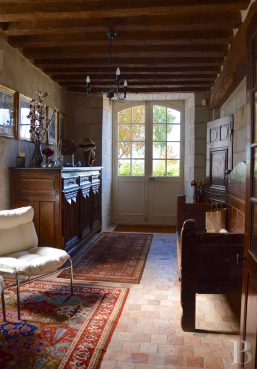 France mansions for sale pays de loire 17th century - 4 mini