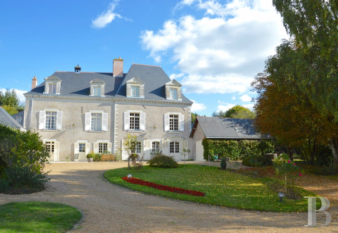 France mansions for sale pays de loire 17th century - 1
