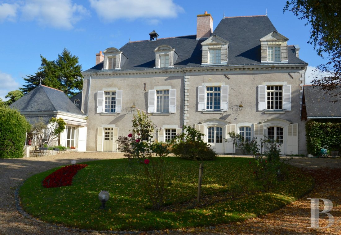 France mansions for sale pays de loire 17th century - 2