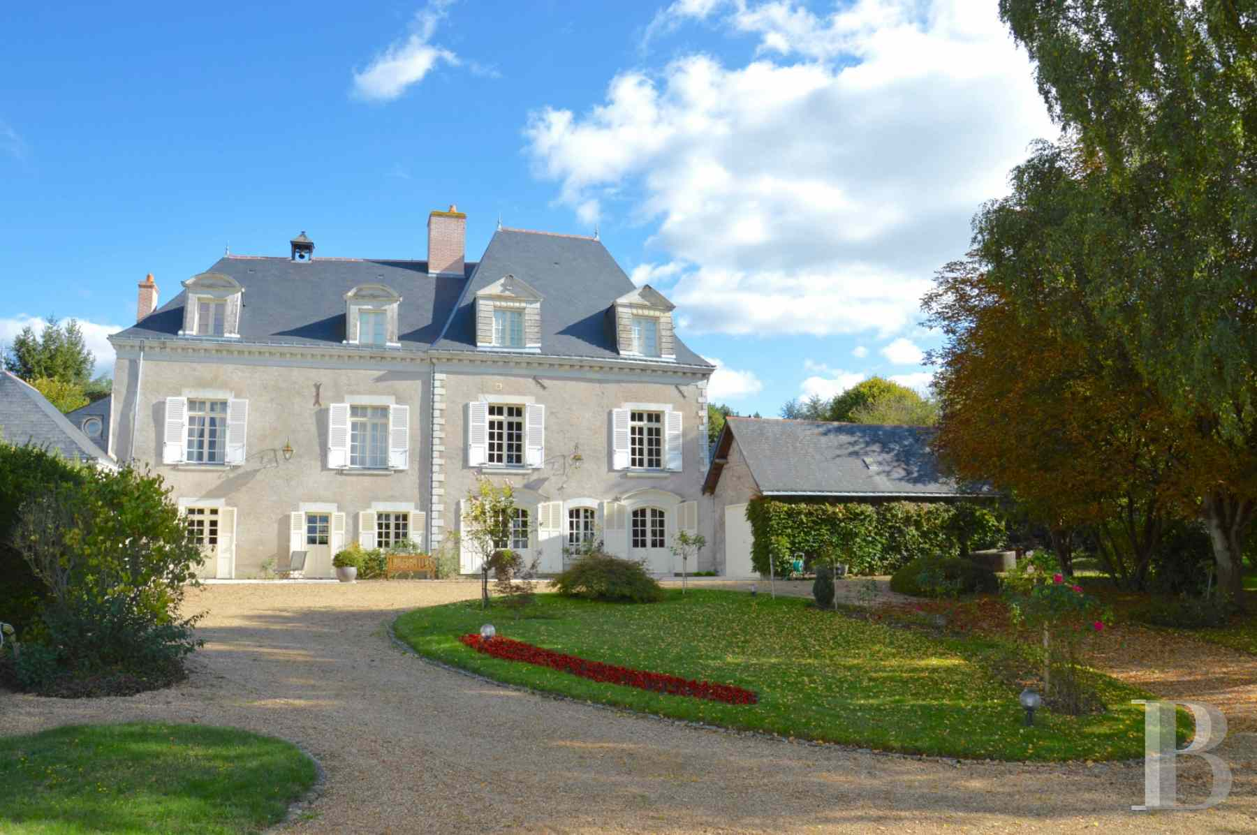 France mansions for sale pays de loire 17th century - 1 zoom