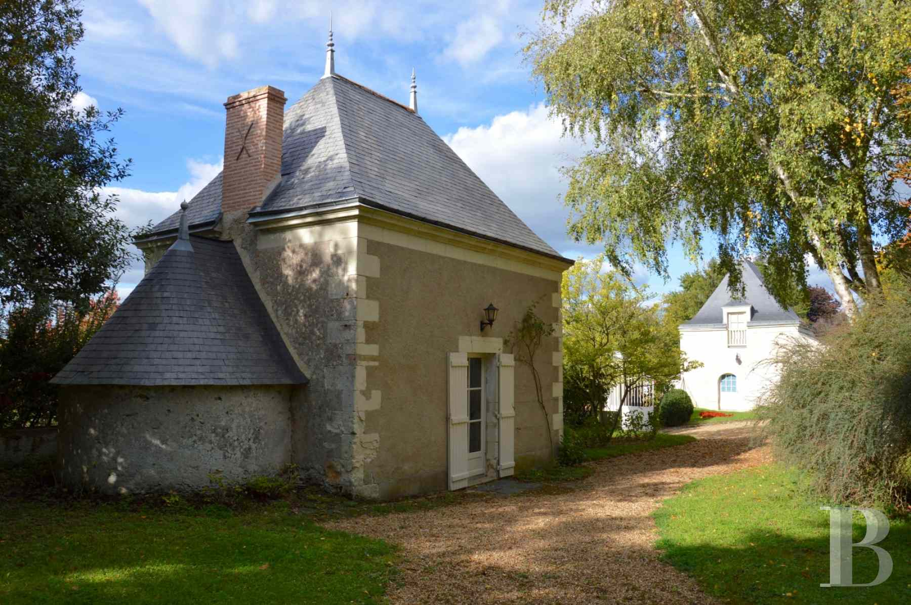 France mansions for sale pays de loire 17th century - 10 zoom