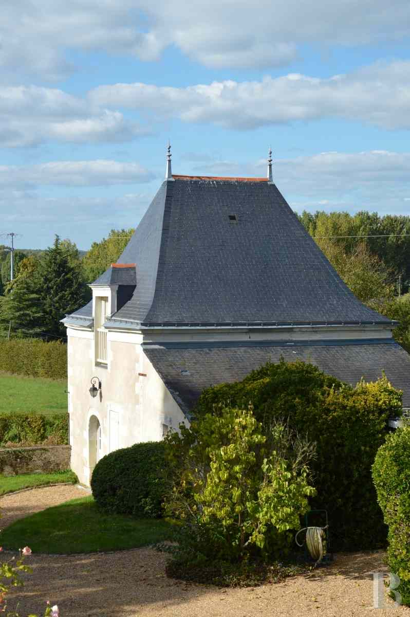 France mansions for sale pays de loire 17th century - 11 zoom