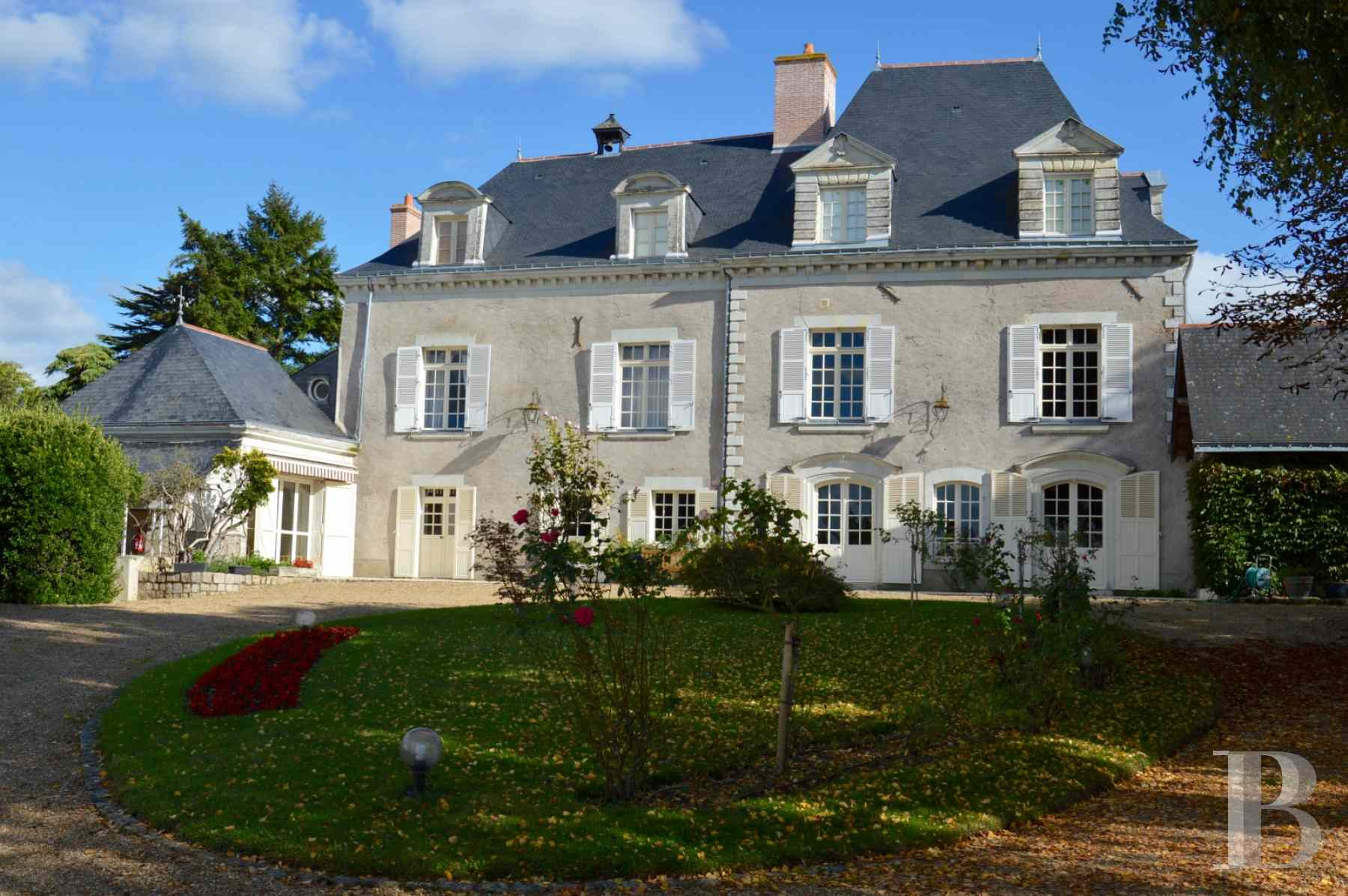 France mansions for sale pays de loire 17th century - 2 zoom