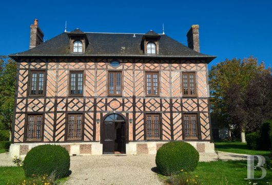 France mansions for sale upper normandy risle normandy - 2