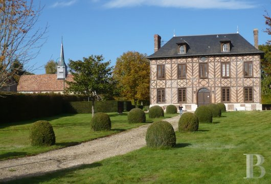 France mansions for sale upper normandy risle normandy - 3