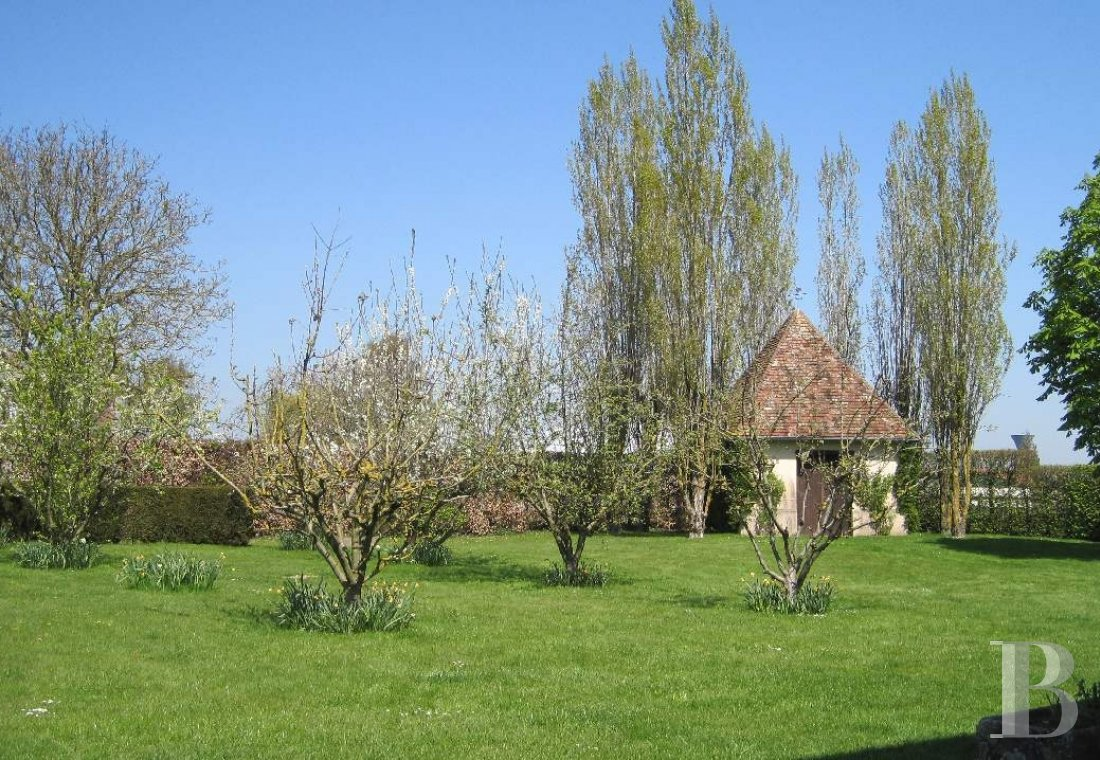 France mansions for sale upper normandy risle normandy - 10