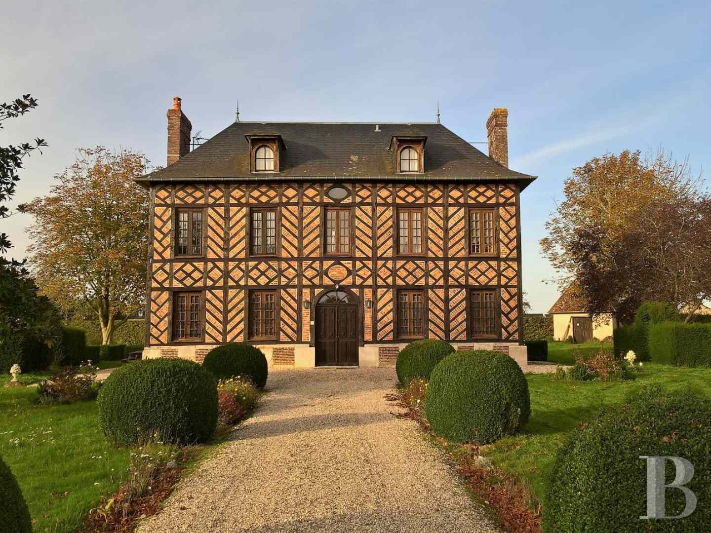 France mansions for sale upper normandy risle normandy - 1 zoom