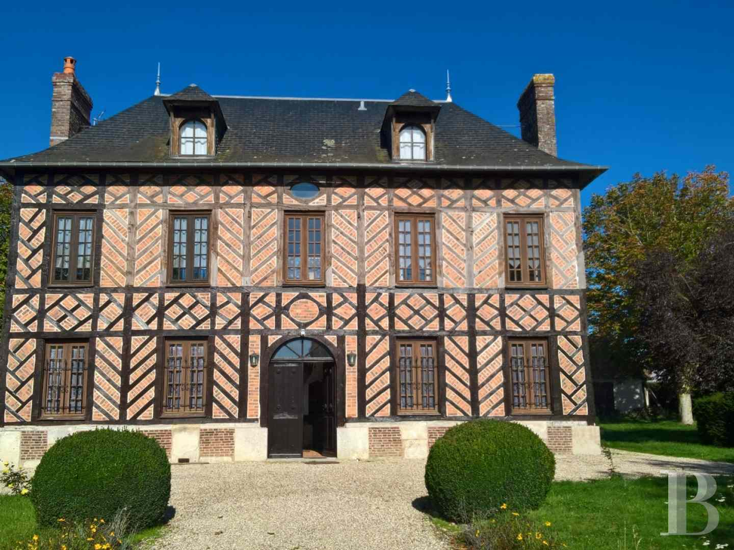 France mansions for sale upper normandy risle normandy - 2 zoom