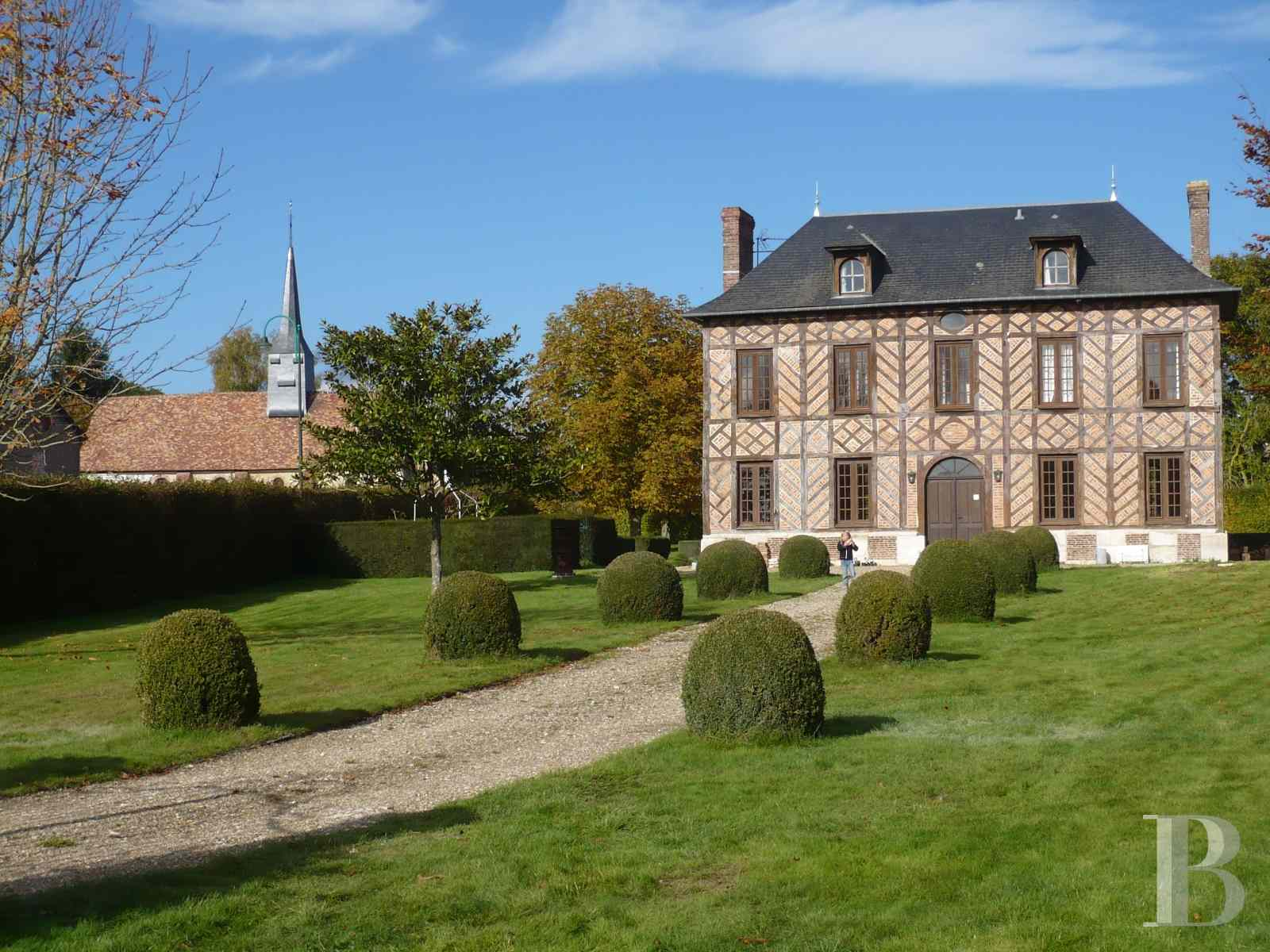 France mansions for sale upper normandy risle normandy - 3 zoom