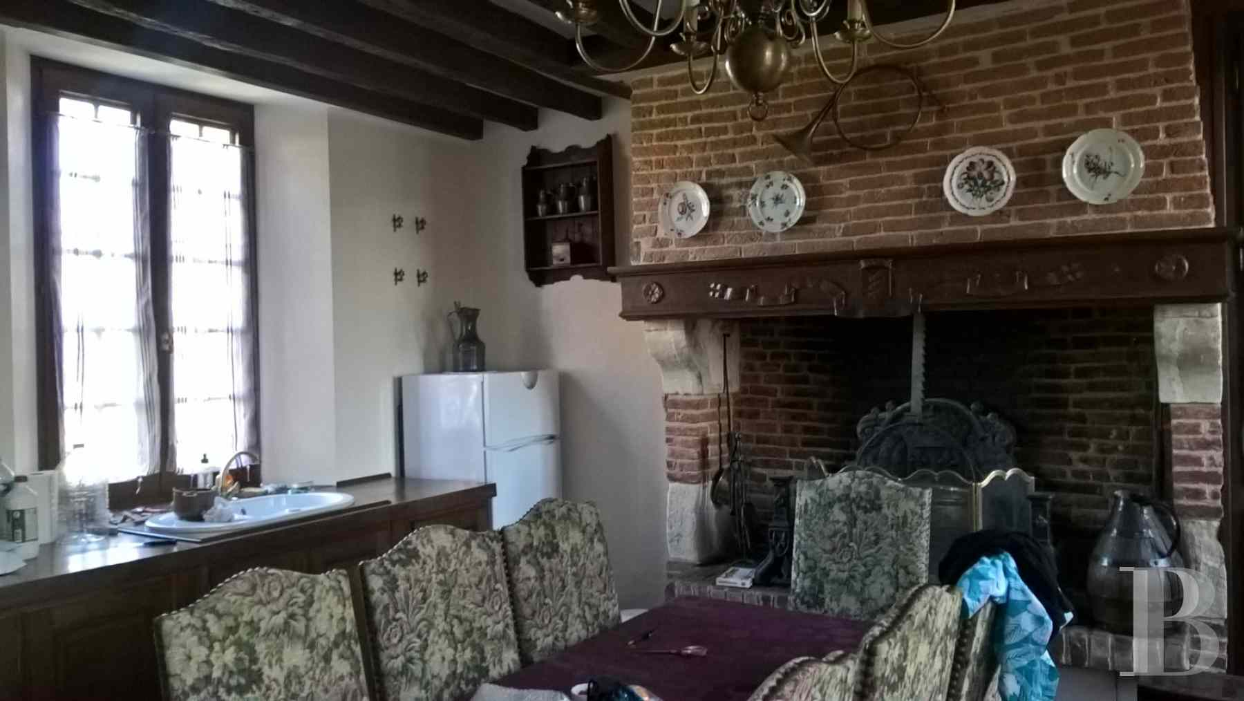 France mansions for sale upper normandy risle normandy - 7 zoom