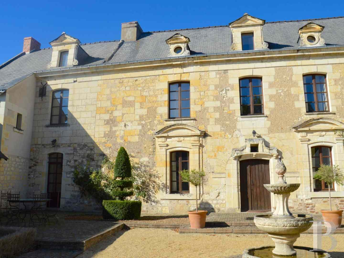 France mansions for sale pays de loire manor house - 2 zoom