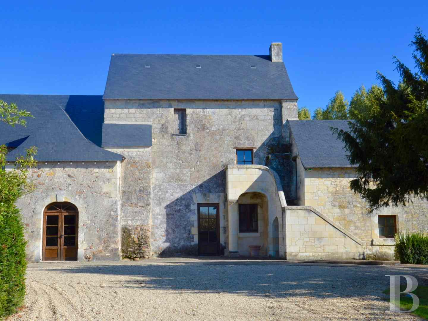 France mansions for sale pays de loire manor house - 3 zoom