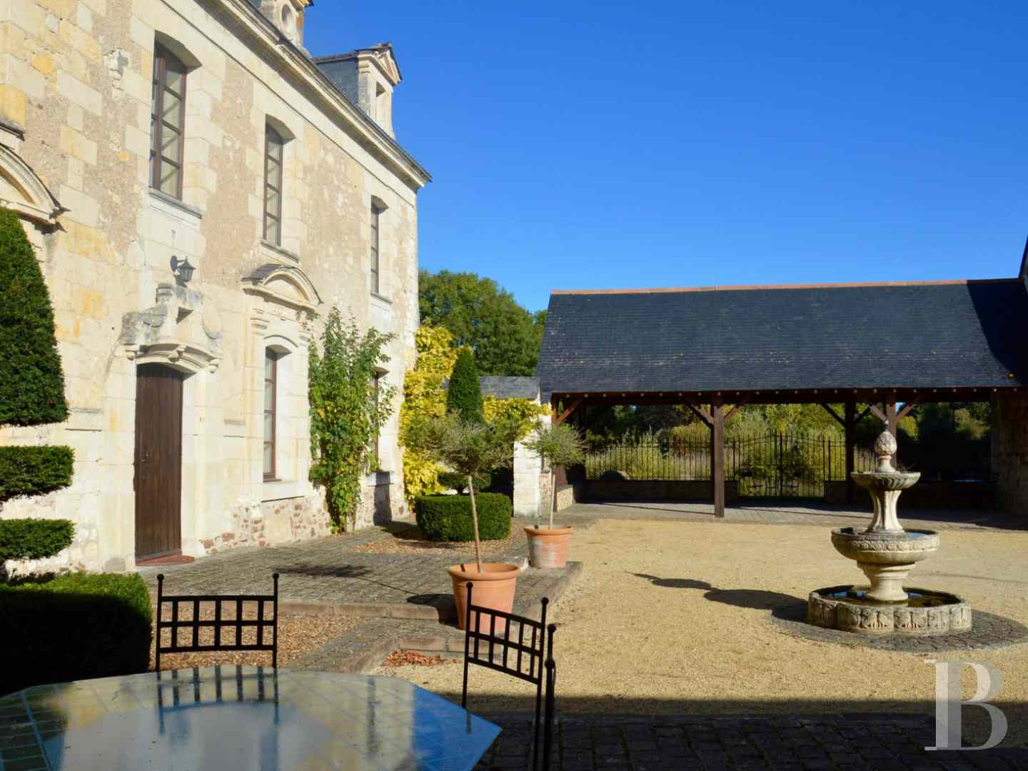 France mansions for sale pays de loire manor house - 4 zoom