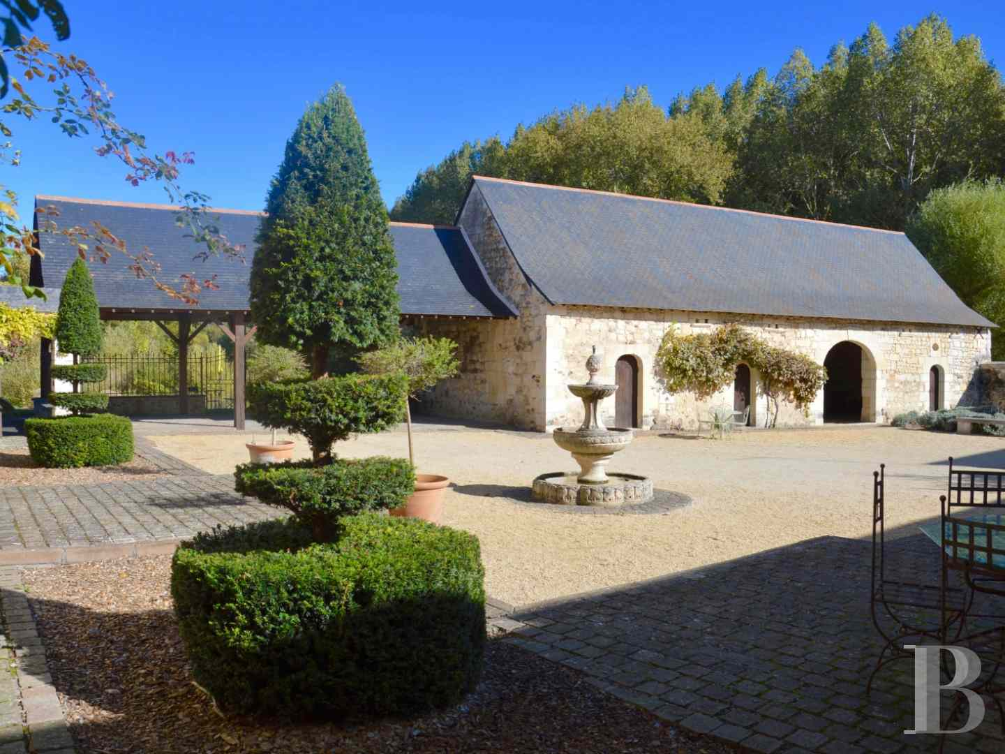 France mansions for sale pays de loire manor house - 5 zoom