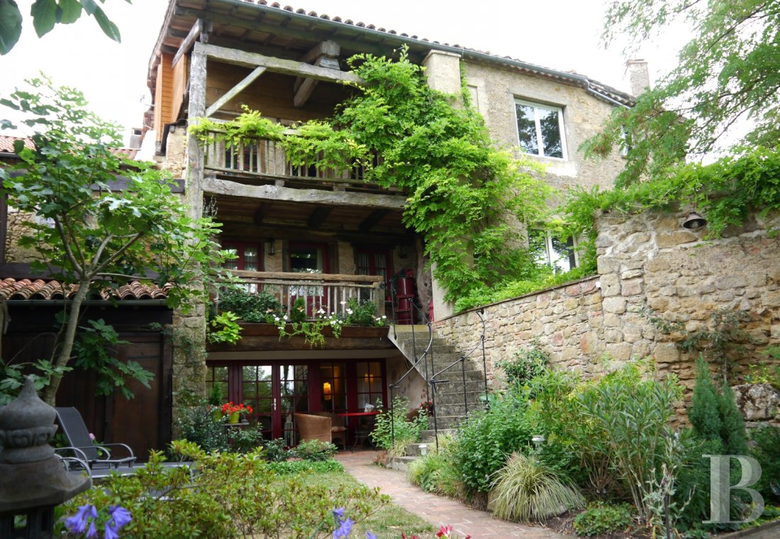 french village houses for sale midi pyrenees village houses - 1