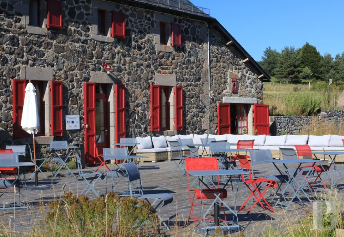 fA former farm dedicated to well-being on the Via Averna, to the north of the Aubrac lands - photo N°4