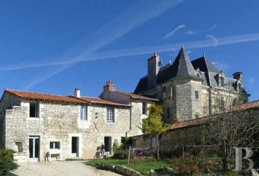 character properties France poitou charentes buy purchase - 5 mini