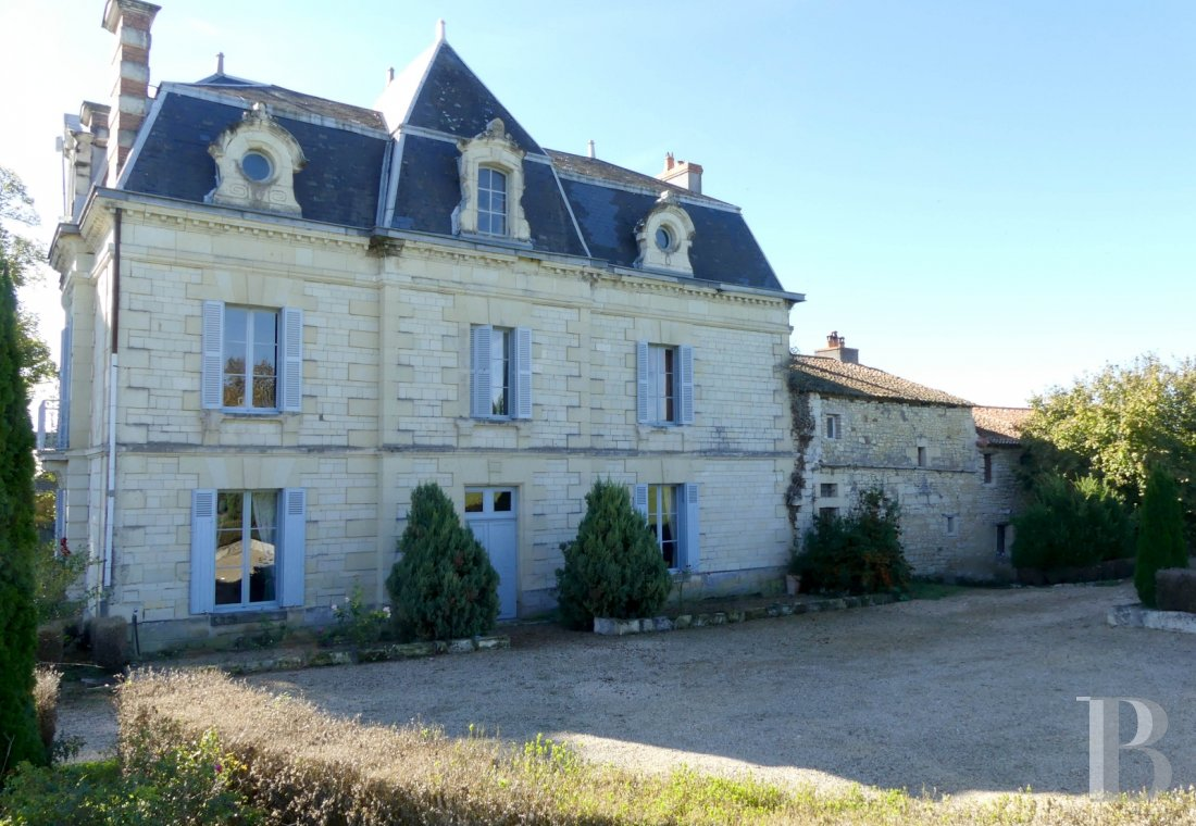 character properties France poitou charentes buy purchase - 1 mini