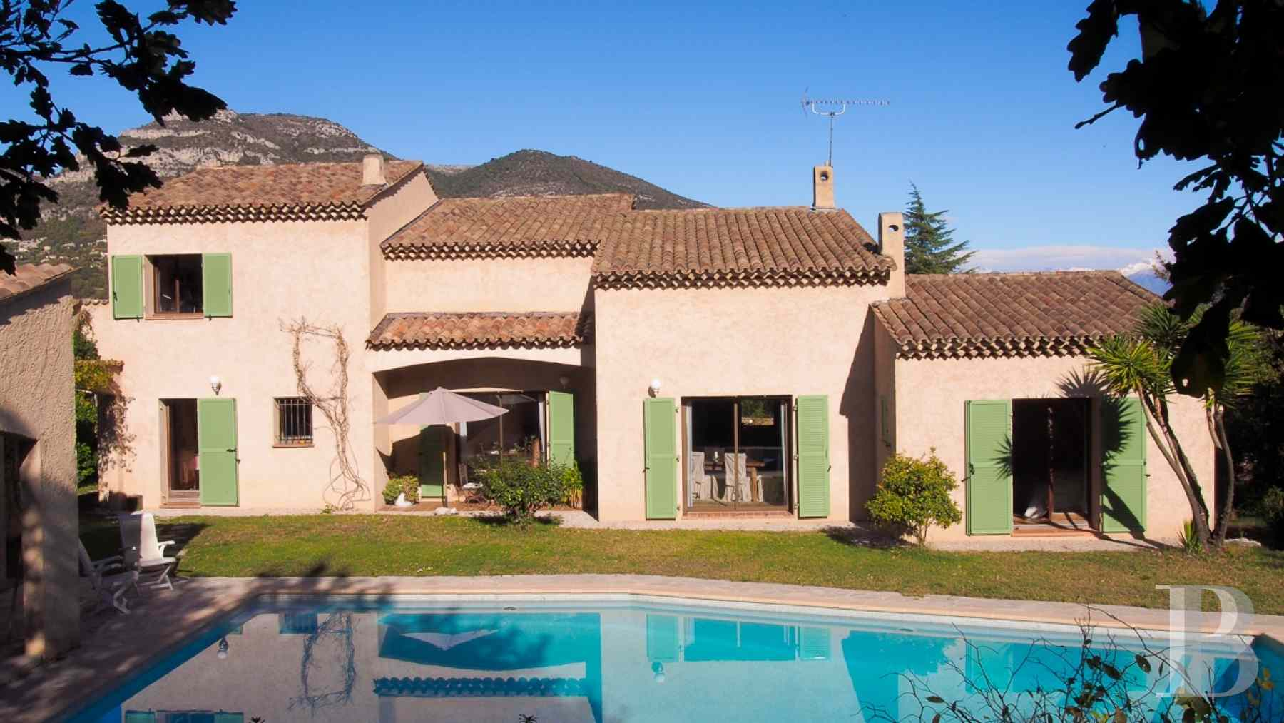 character properties France provence cote dazur vence baou - 4 zoom