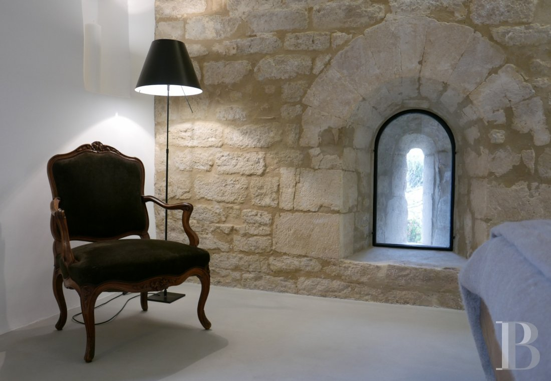 A thousand-year-old tower with a contemporary feel in the heart of Gard, not far from Uzès - photo N°19