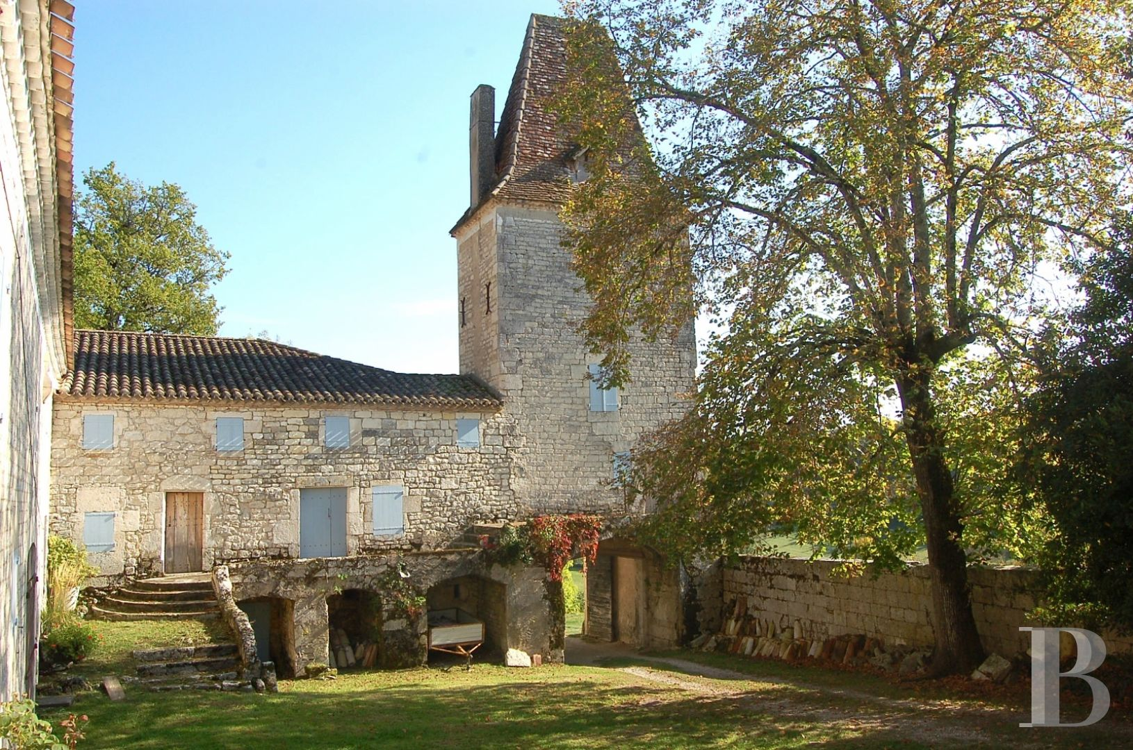 property for sale France midi pyrenees residences historic - 8 zoom