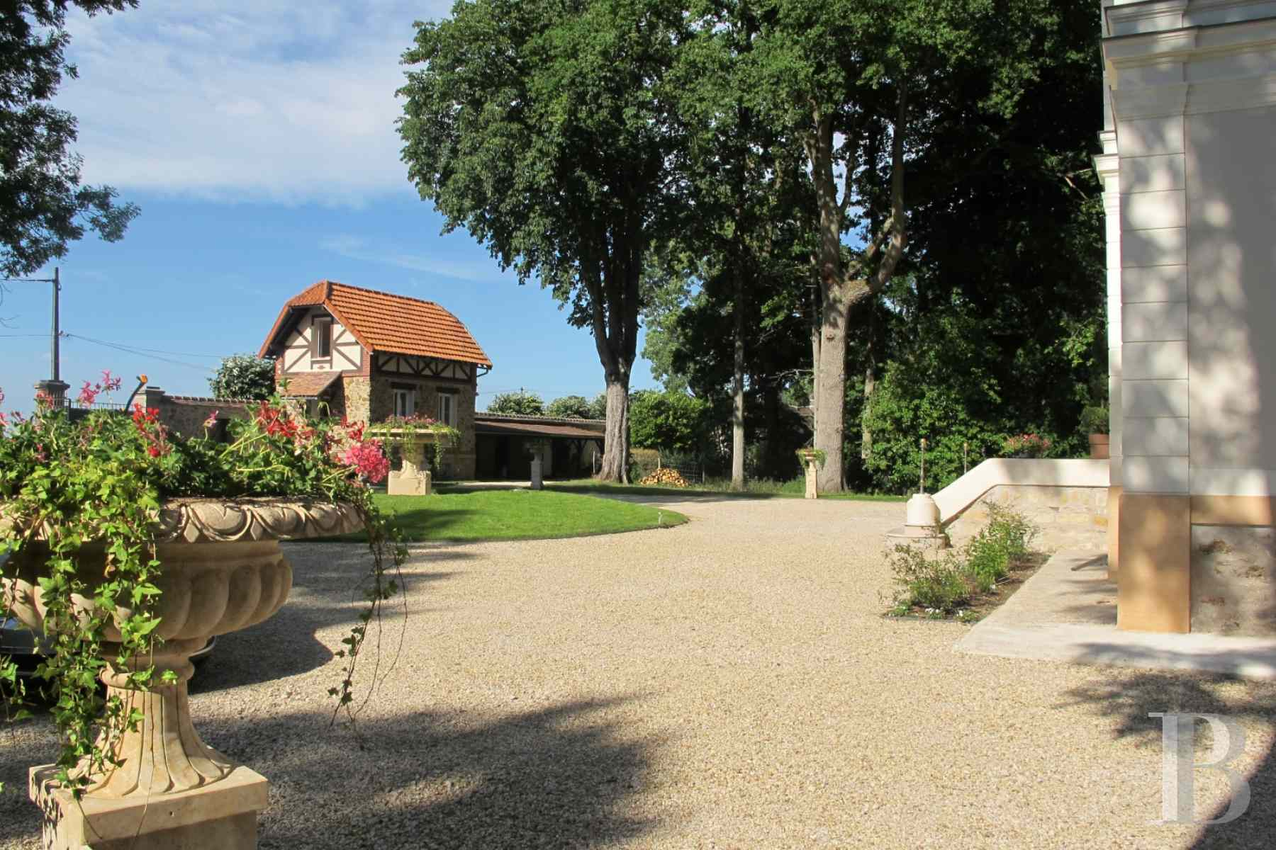 chateaux for sale France ile de france hunting lodge - 12 zoom