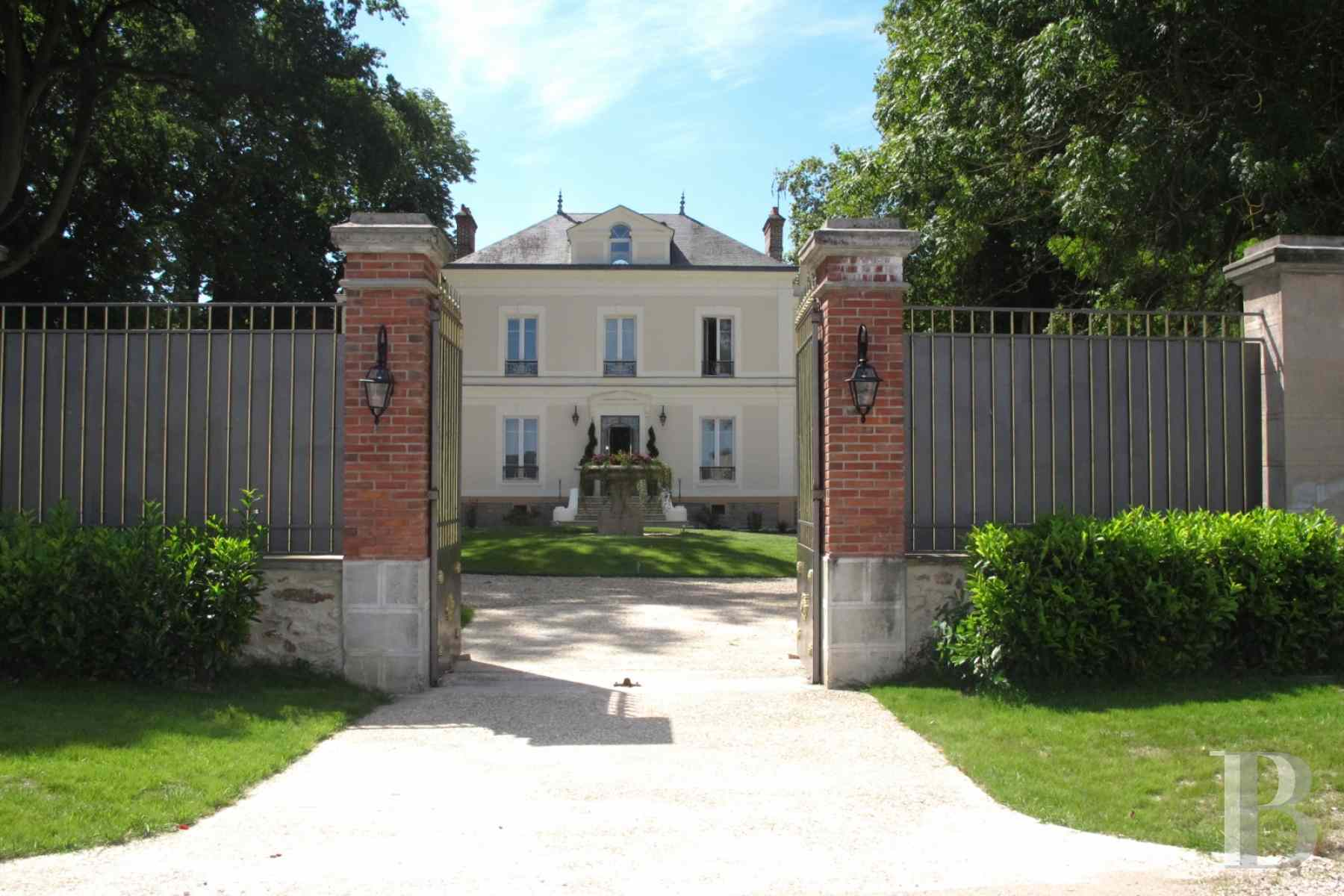 chateaux for sale France ile de france hunting lodge - 13 zoom