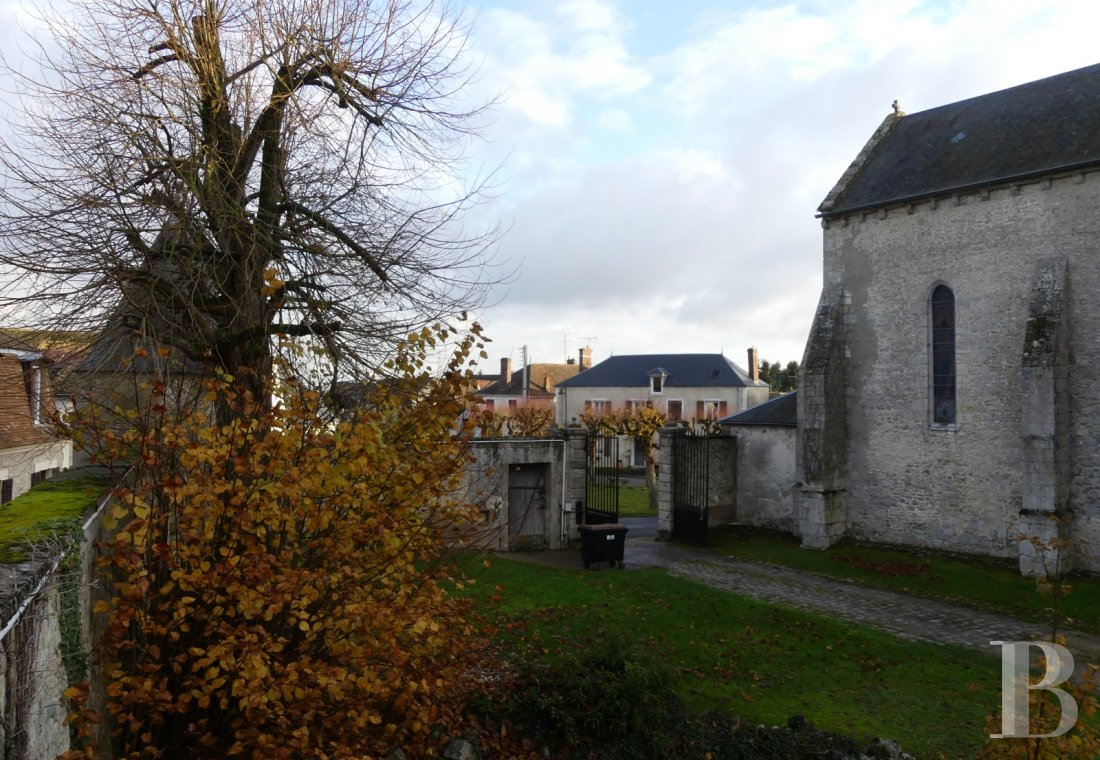 Castles / chateaux for sale - center-val-de-loire - A 15th, 18th & 19th century chateau in over 30 ha of parklands  in the midst of a village 70 km from Paris