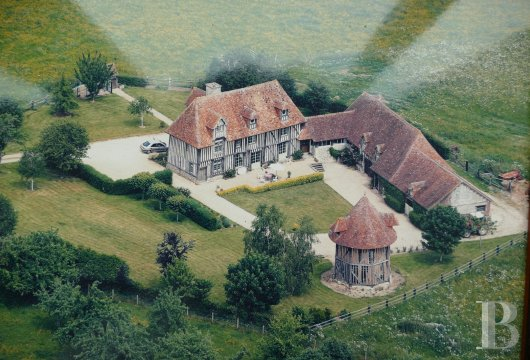 France mansions for sale lower normandy   - 3