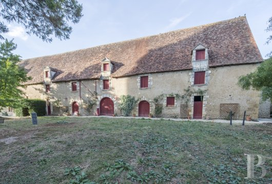chateaux for sale France center val de loire   - 14