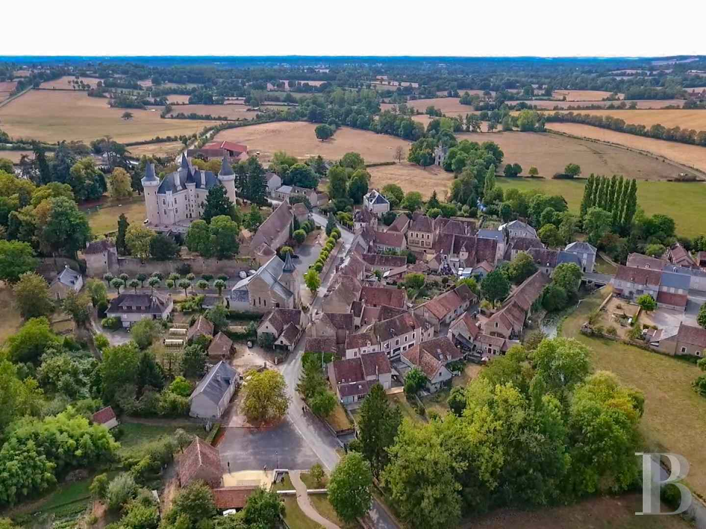chateaux for sale France center val de loire castles chateaux - 15 zoom