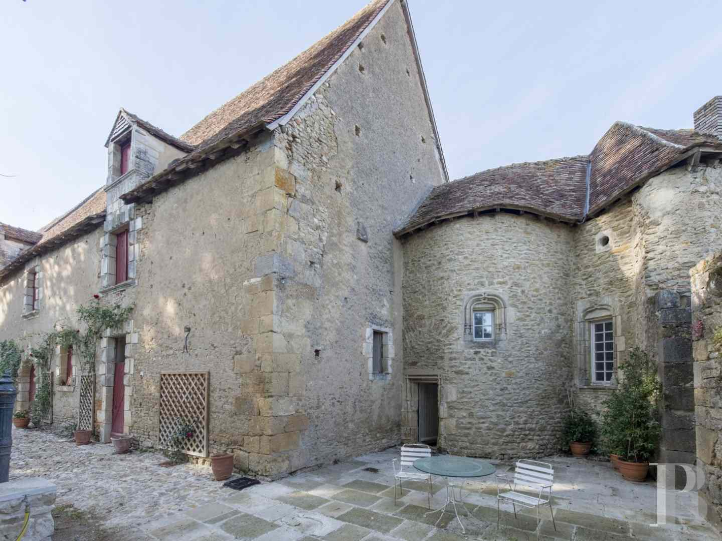 chateaux for sale France center val de loire castles chateaux - 12 zoom