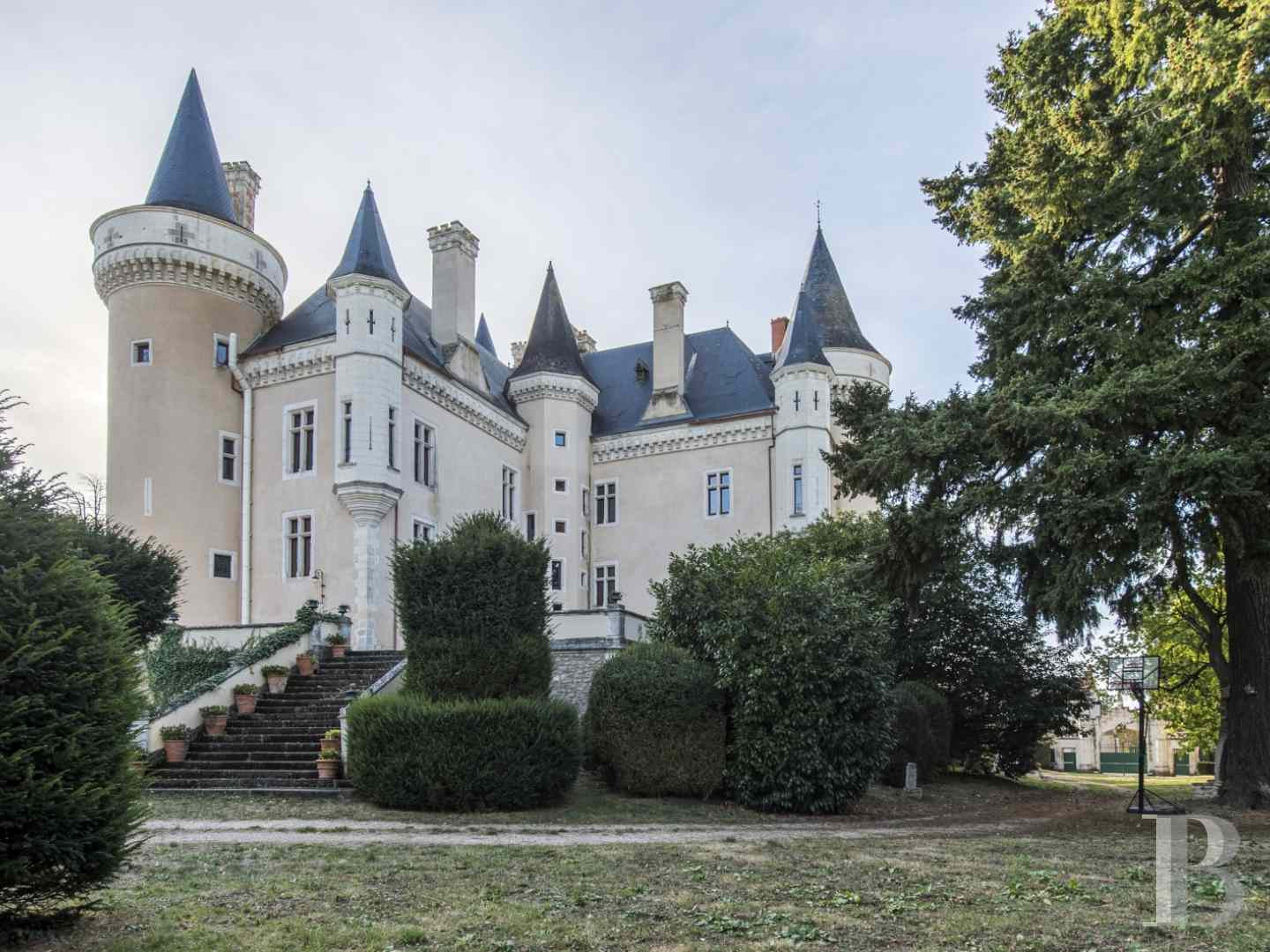 chateaux for sale France center val de loire castles chateaux - 2 zoom