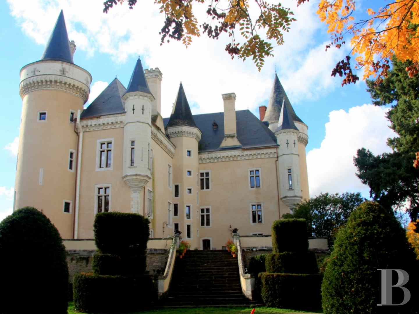 chateaux for sale France center val de loire castles chateaux - 1 zoom