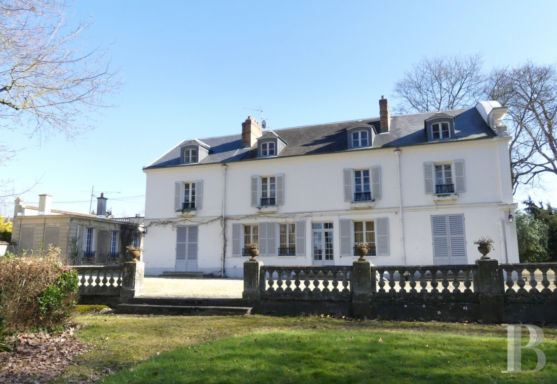character properties France ile de france   - 1