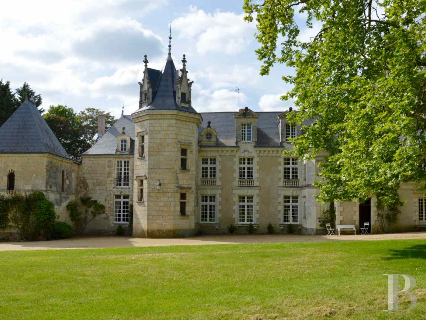 chateaux for sale France pays de loire 3696  - 4 zoom