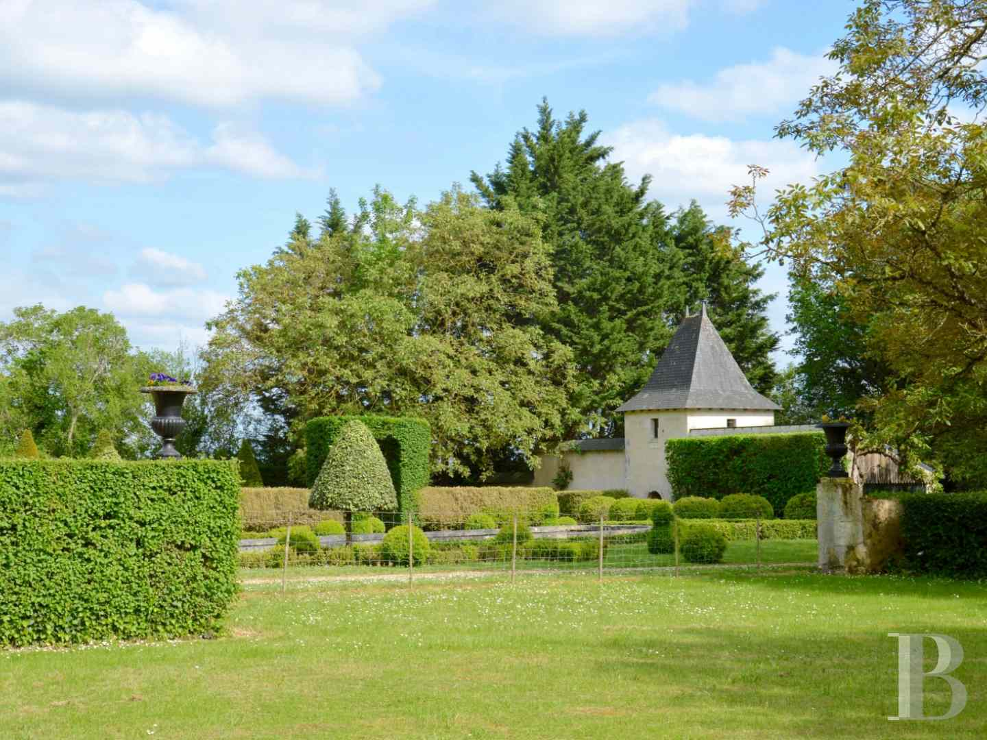 chateaux for sale France pays de loire 3696  - 7 zoom
