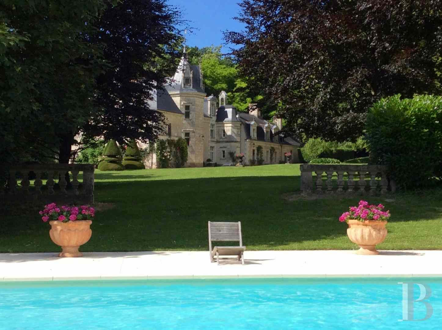 chateaux for sale France pays de loire 3696  - 16 zoom