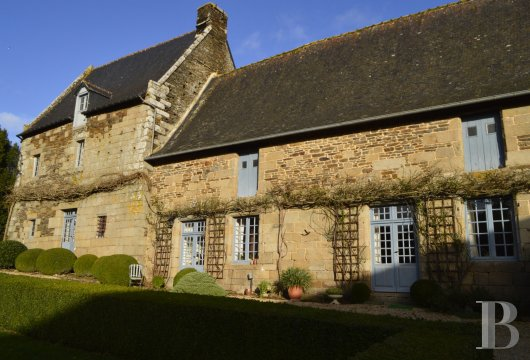 France mansions for sale brittany manors for - 3