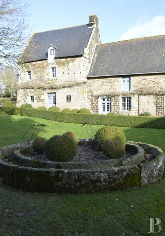 France mansions for sale brittany manors for - 4