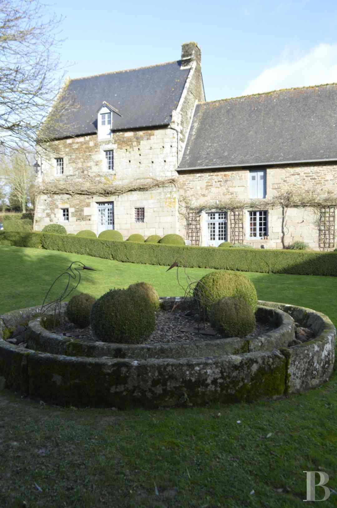 France mansions for sale brittany manors for - 4 zoom