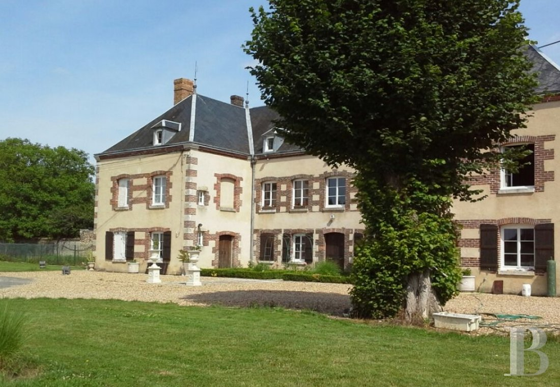 chateaux for sale France burgundy   - 1