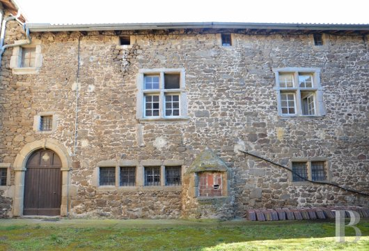 chateaux for sale France rhones alps ardeche medieval - 4
