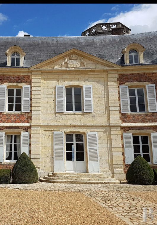fA chateau with a long and captivating history,  watching over the entrance to the Perche Sarthois - photo N°7